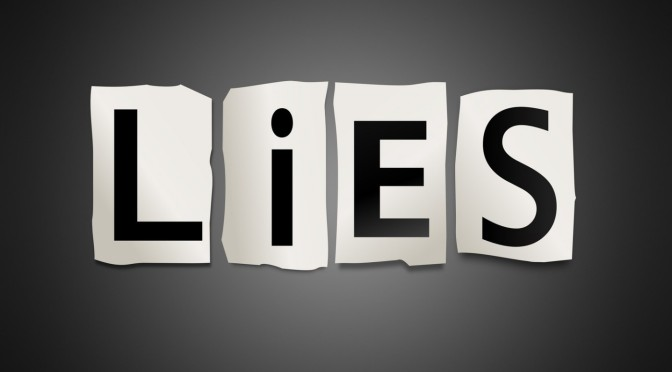 Six Lies that Destroy Covenant Relationship
